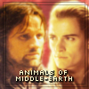 Animals of Middle-earth